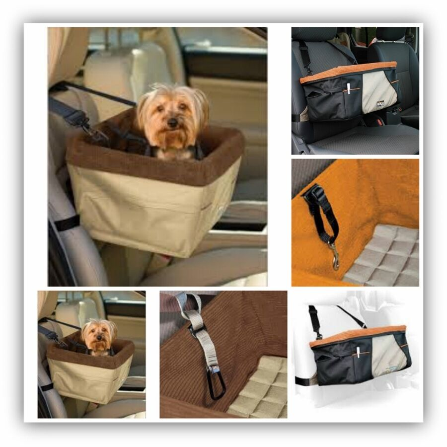 New Kurgo Skybox Booster Seat For Dogs Choice Of Colour