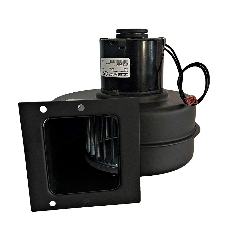 Air Blower Accessories : St croix blower distribution convection room air fan