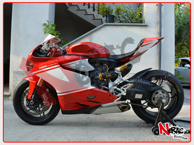 carena abs fairing kit ducati 899 1199 panigale sbk superleggera replica ebay. Black Bedroom Furniture Sets. Home Design Ideas