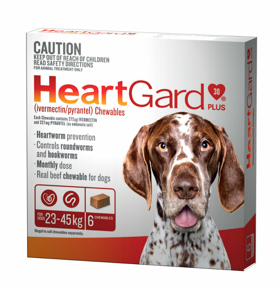 Heartguard For Large Dogs