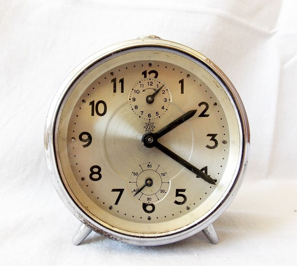 Apologise, but, Alarm clock vintage consider, that