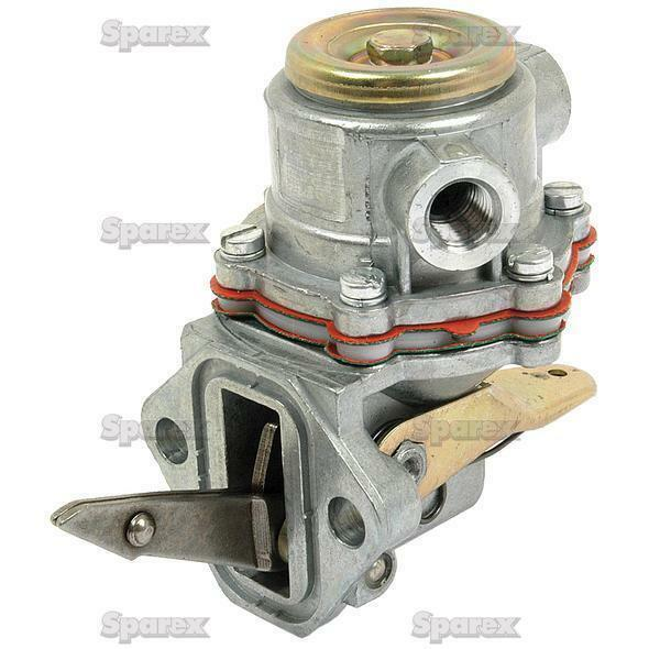 Oliver Tractor Air Pump : White oliver tractor fuel lift pump