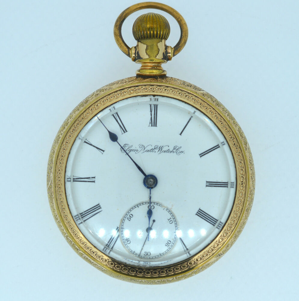 elgin natl pocket 1887 ebay