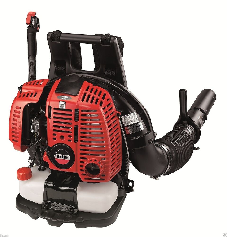 Blower Supercharger For Sale: SHINDAIWA Back Pack Blower EB802 80cc Hip Throttle
