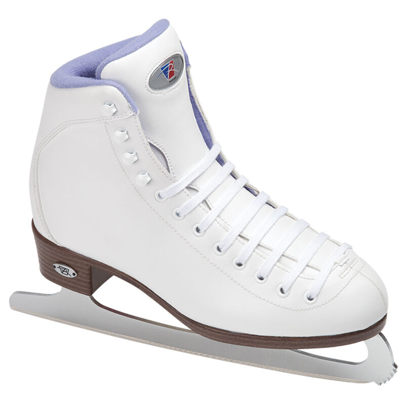 Riedell 113 Ladies Soft Figure Skates With GR4 Blade | eBay