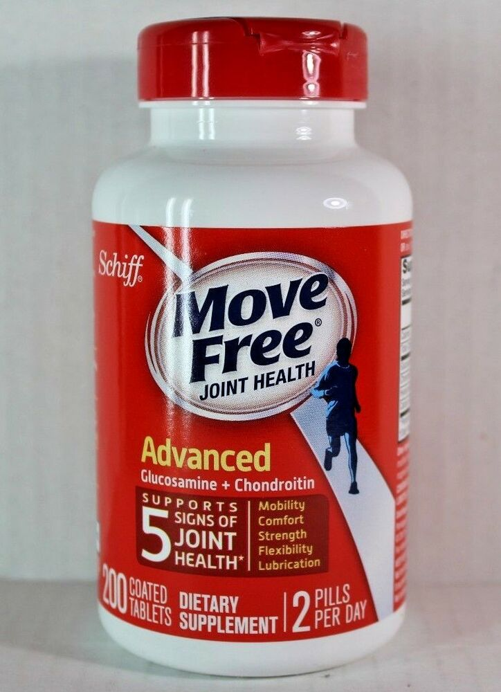Schiff Move Free Advanced Triple Strength Glucosamine