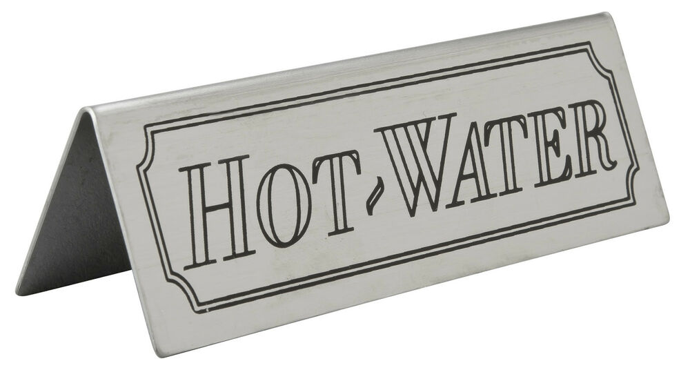 Stainless Steel Tea Sign Table Bar Pub Restaurant Table  : s l1000 from ebay.co.uk size 1000 x 549 jpeg 52kB
