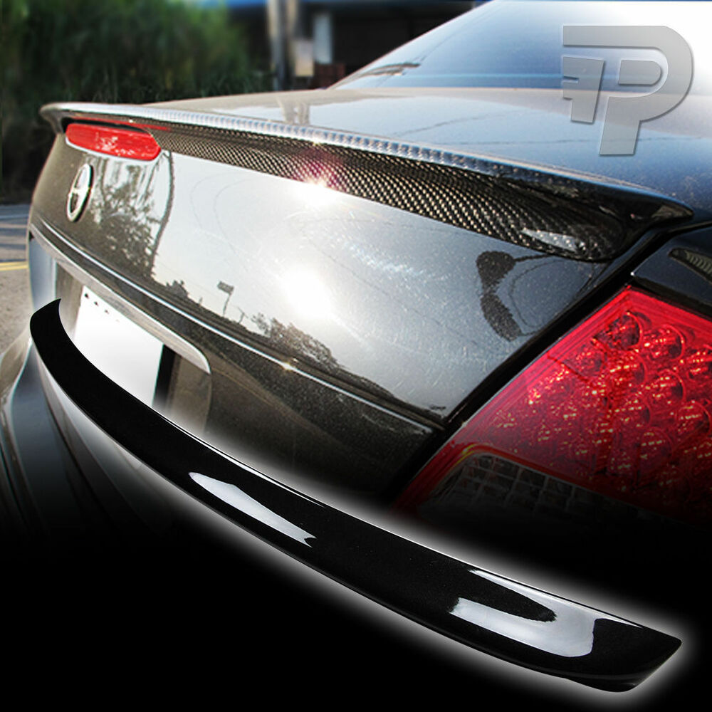 PAINTED W211 Mercedes BENZ A TYPE REAR TRUNK SPOILER WING