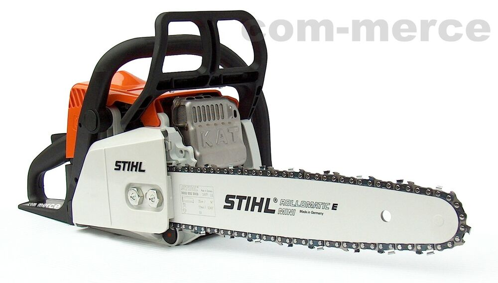 stihl kettens ge ms 170 30 35cm motors ge ebay. Black Bedroom Furniture Sets. Home Design Ideas