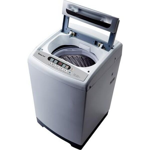 Magic chef mcstcw16w2 1 6 cuft compact portable washer washing machine top load ebay - Washing machine for small spaces gallery ...