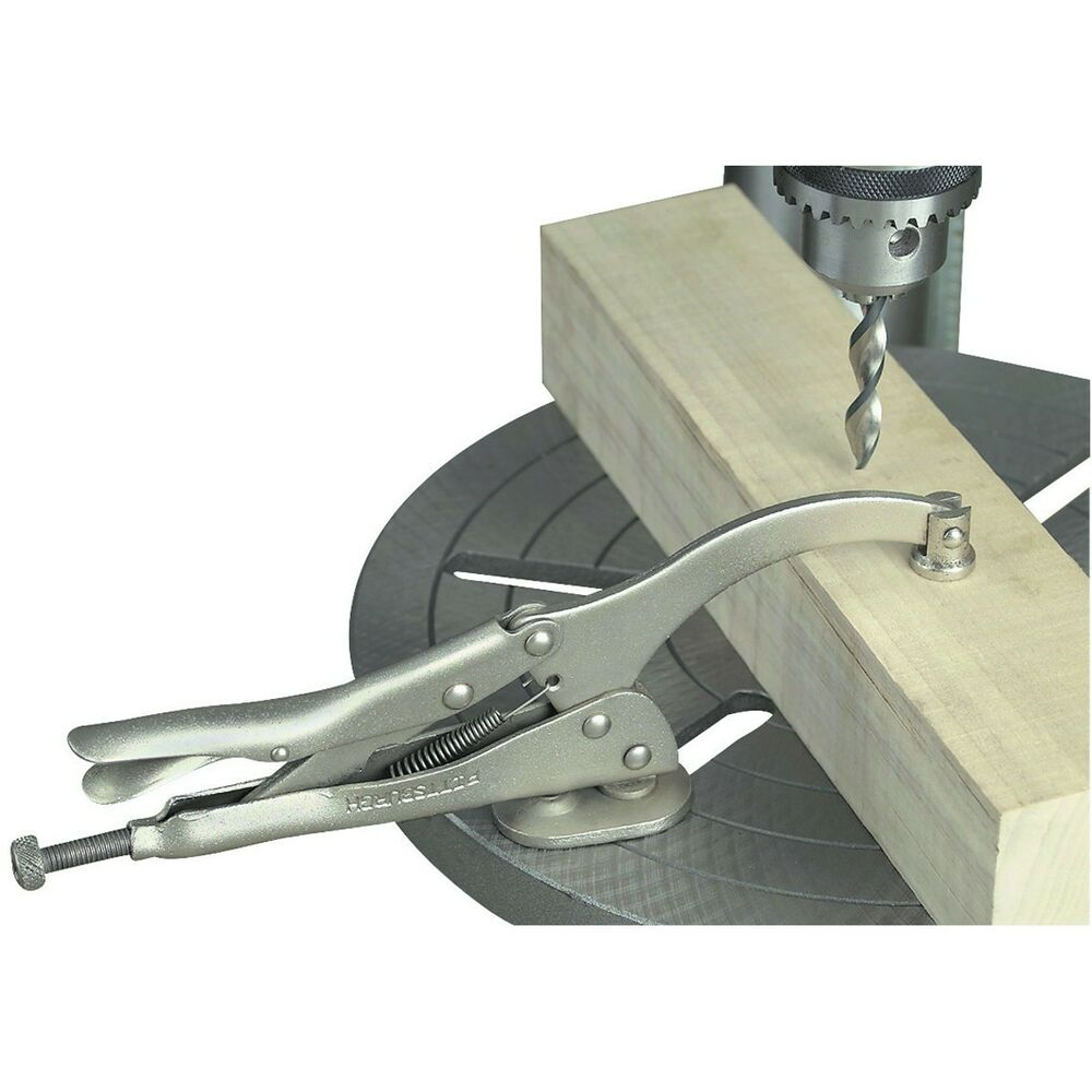Slot Vise Lock Hold Down Work Holder Grip For Drill Press