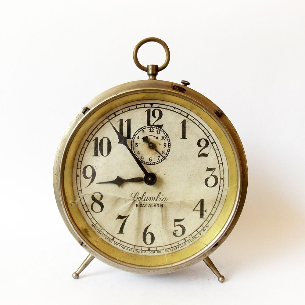 Sorry, this Alarm clock vintage