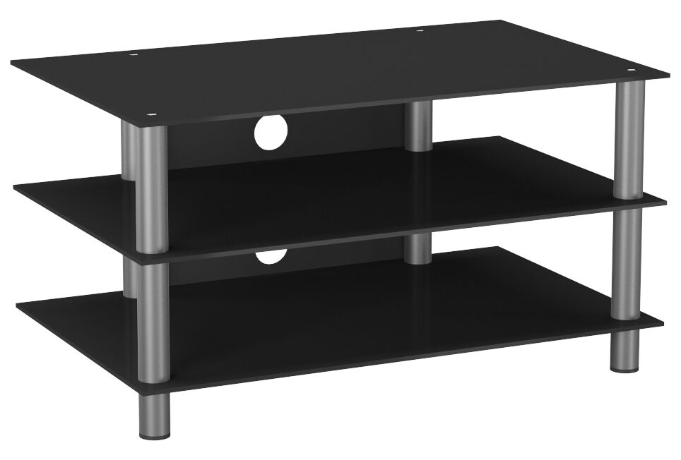vcm netasa lcd tv m bel led hifi standkonsole rack tisch. Black Bedroom Furniture Sets. Home Design Ideas