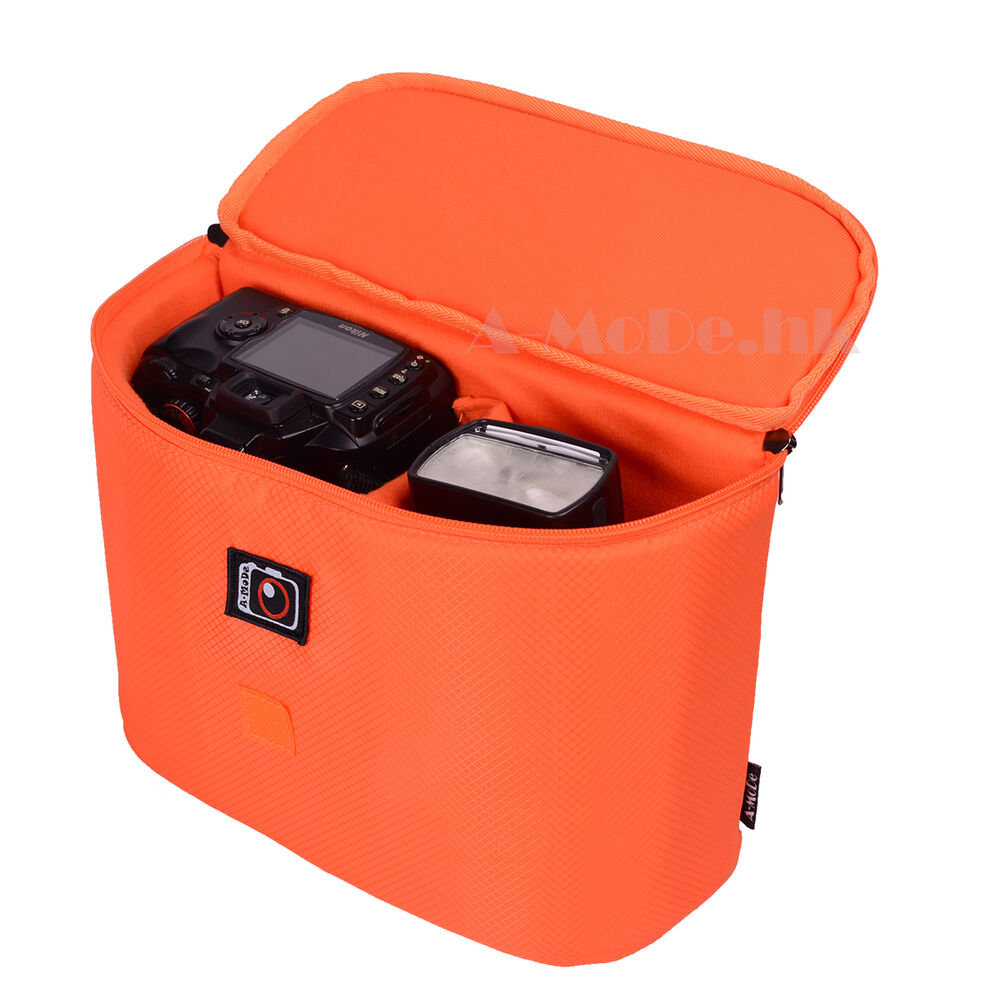 Waterproof camera bag Compact Cases insert for backpack