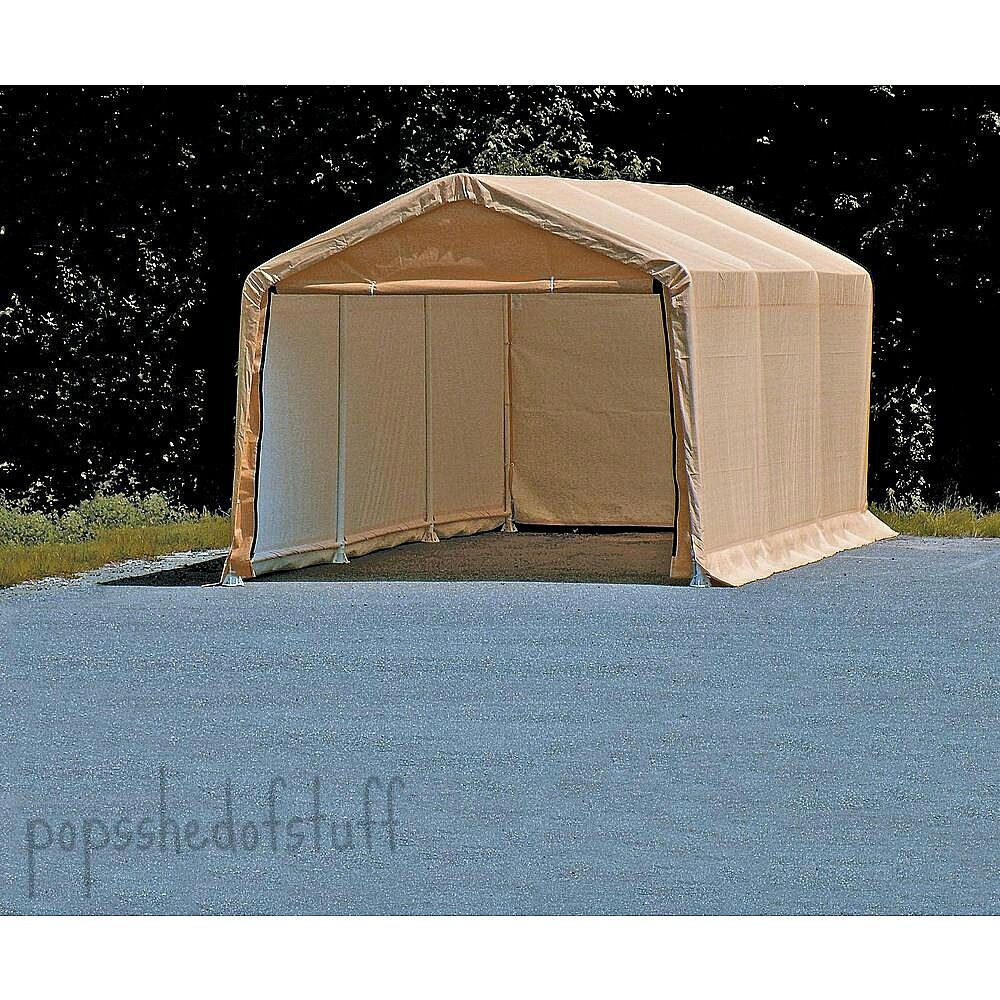Outdoor Tent Garage : Outdoor canopy garage car home covering ft