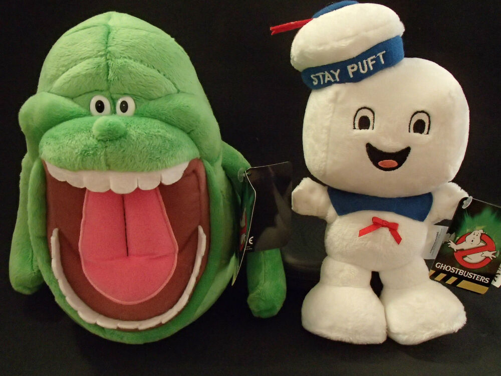 GHOSTBUSTERS SOFT PLUS...