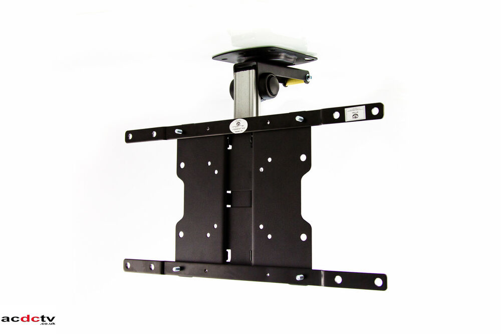 Fold down tv mount bing images for Motorized ceiling drop down tv mount
