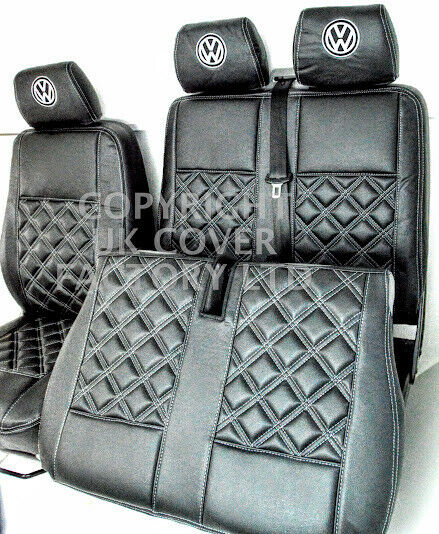 VW TRANSPORTER T5 VAN SEAT COVER NO VW LOGO BENTLEY A150A