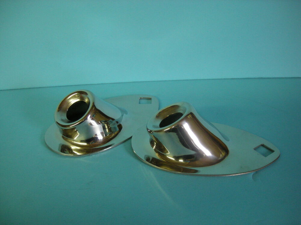 1934 Ford Headlight Stands : Ford car  pickup shorty