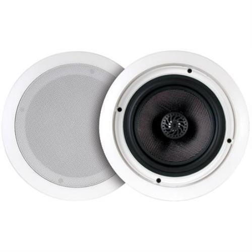 "50-16615 6"" Ceiling Speaker - With 30W Stereo Amplifier And Bluetooth"