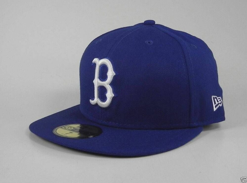 NEW ERA 59Fifty MLB Baseball Fitted Hat Boston Red Sox