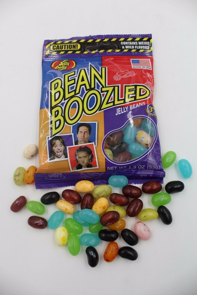 Jelly Belly Bean Boozled 4thedition Refill Bag 54g Brand