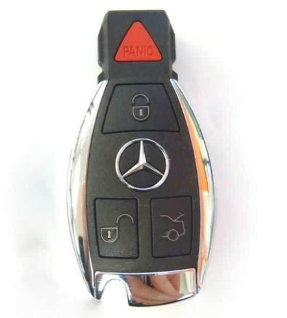 Mercedes benz 2012 2013 keyless entry remote smart key fob for Mercedes benz keyless entry
