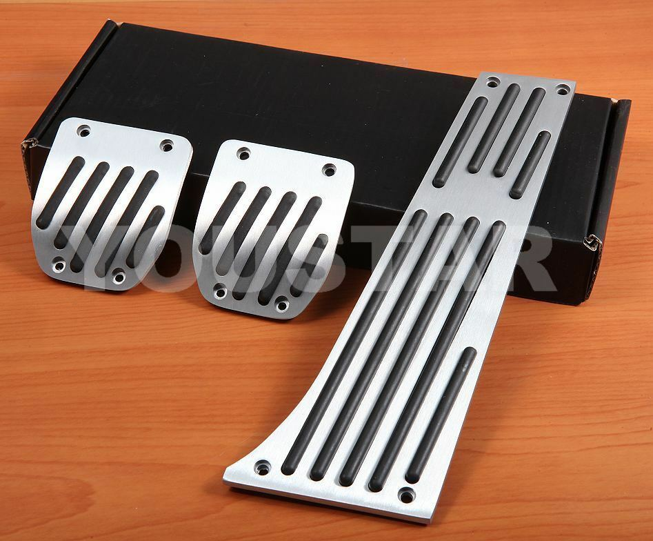 New Aluminum Sports Manual Pedals For Bmw 1 2 3 4 5 6 7 8