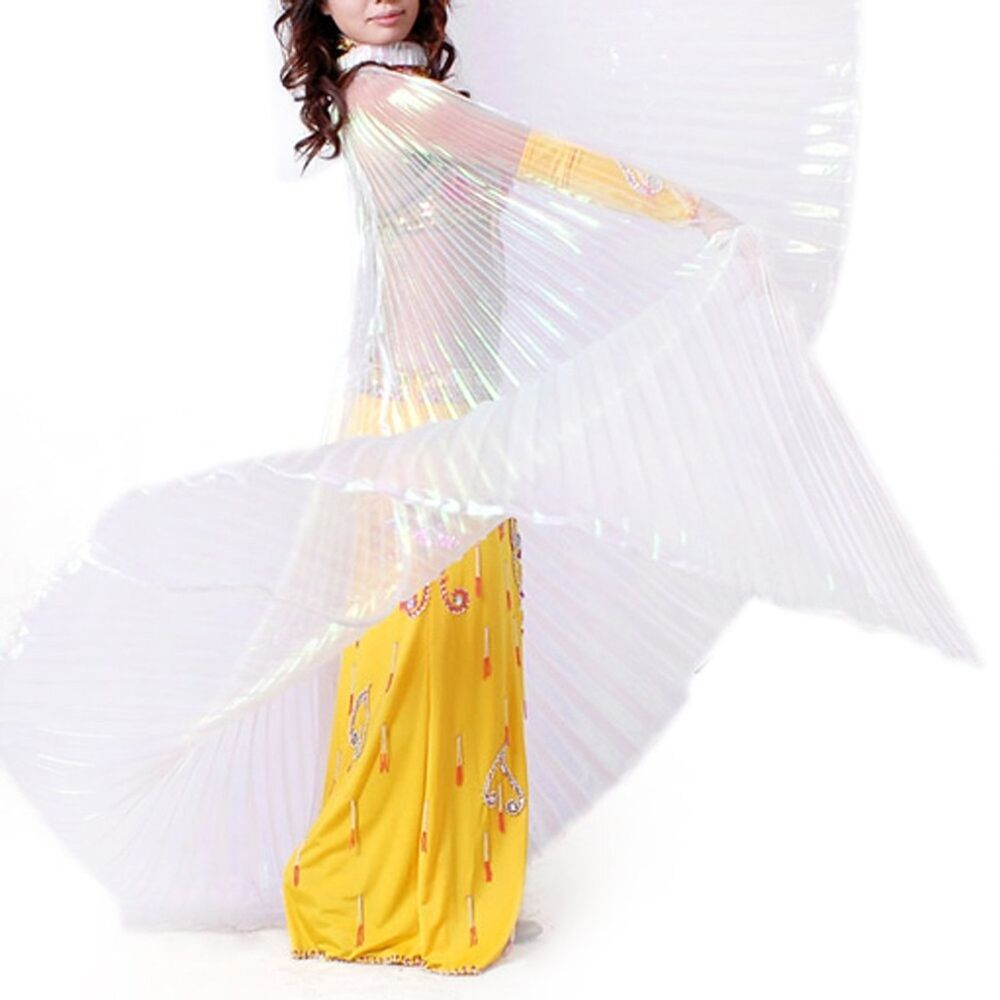 On Sale ! Belly Dance Isis Wing Indian dance Wings&Bag ...