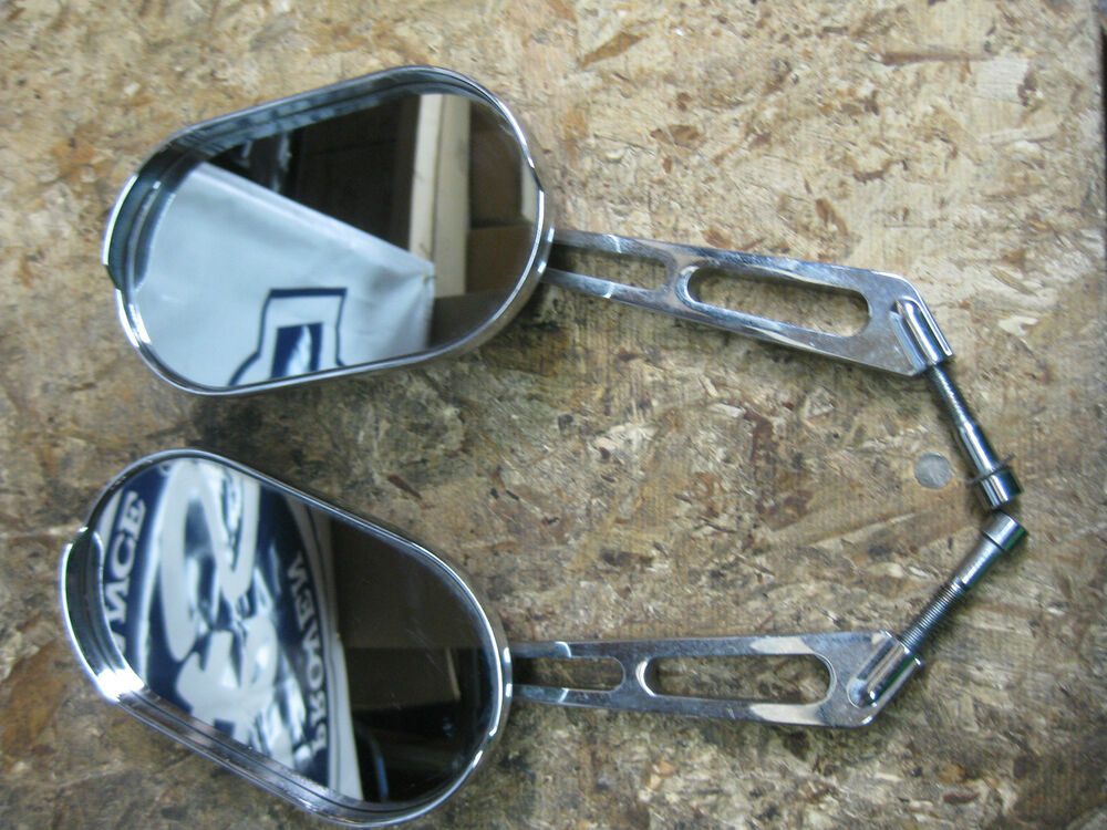 Mirrors For A Harley Davidson Motorcycle