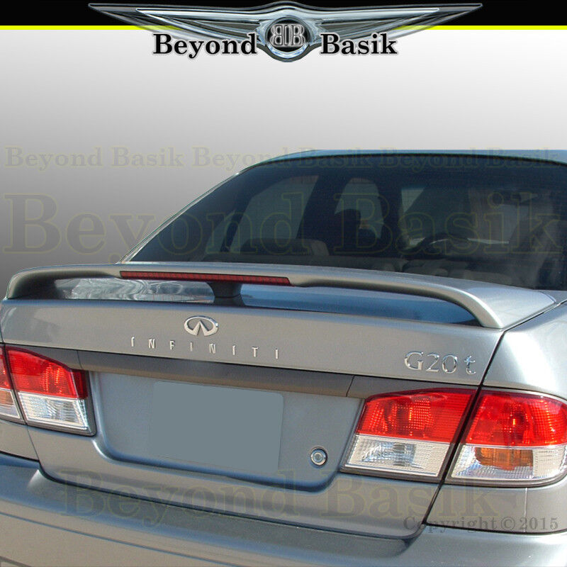 1999 Infiniti G Interior: Fits 1999-2002 Infiniti G20 Factory Style Rear Trunk