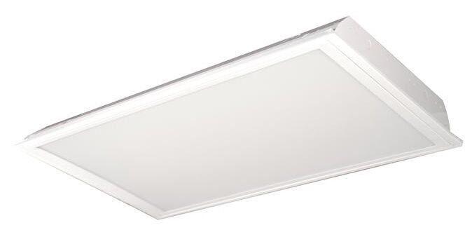 2 X 4 Led Recessed Troffer Drop Ceiling Light Fixture