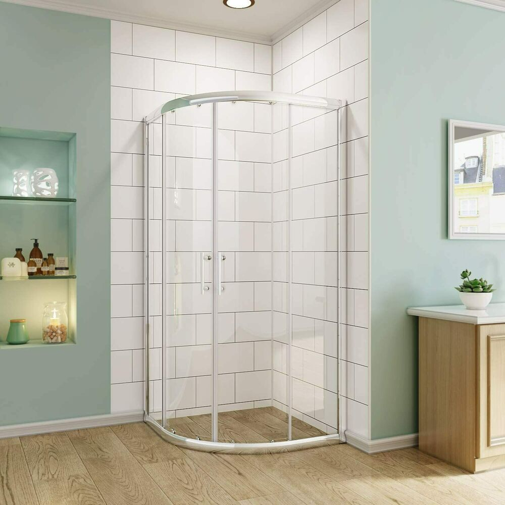 Shower Stalls With Glass Doors