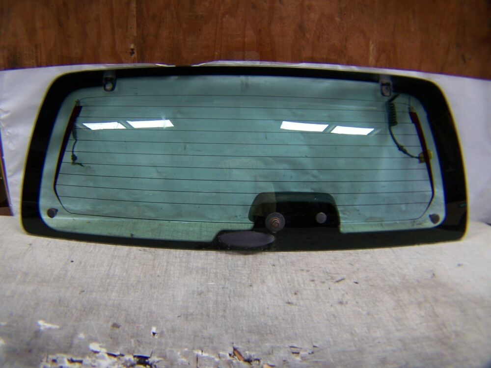 2002 03 04 ford escape xls factory rear hatch glass for 2002 ford escape rear window hinge
