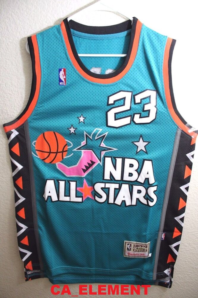 vintage nba all star jerseys