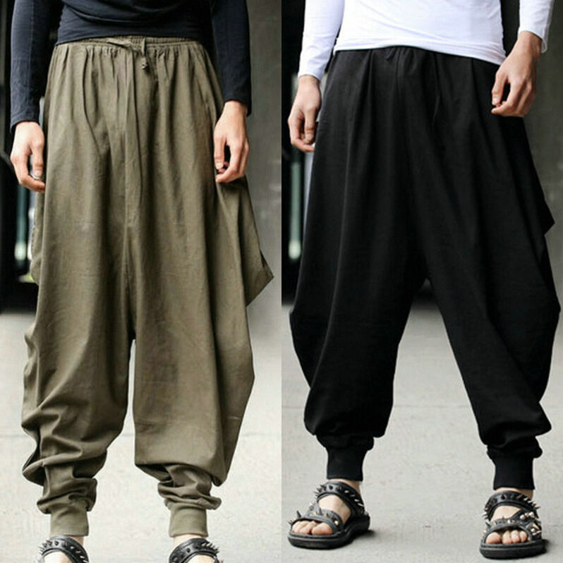 Men Which Shoes With Loose Pants