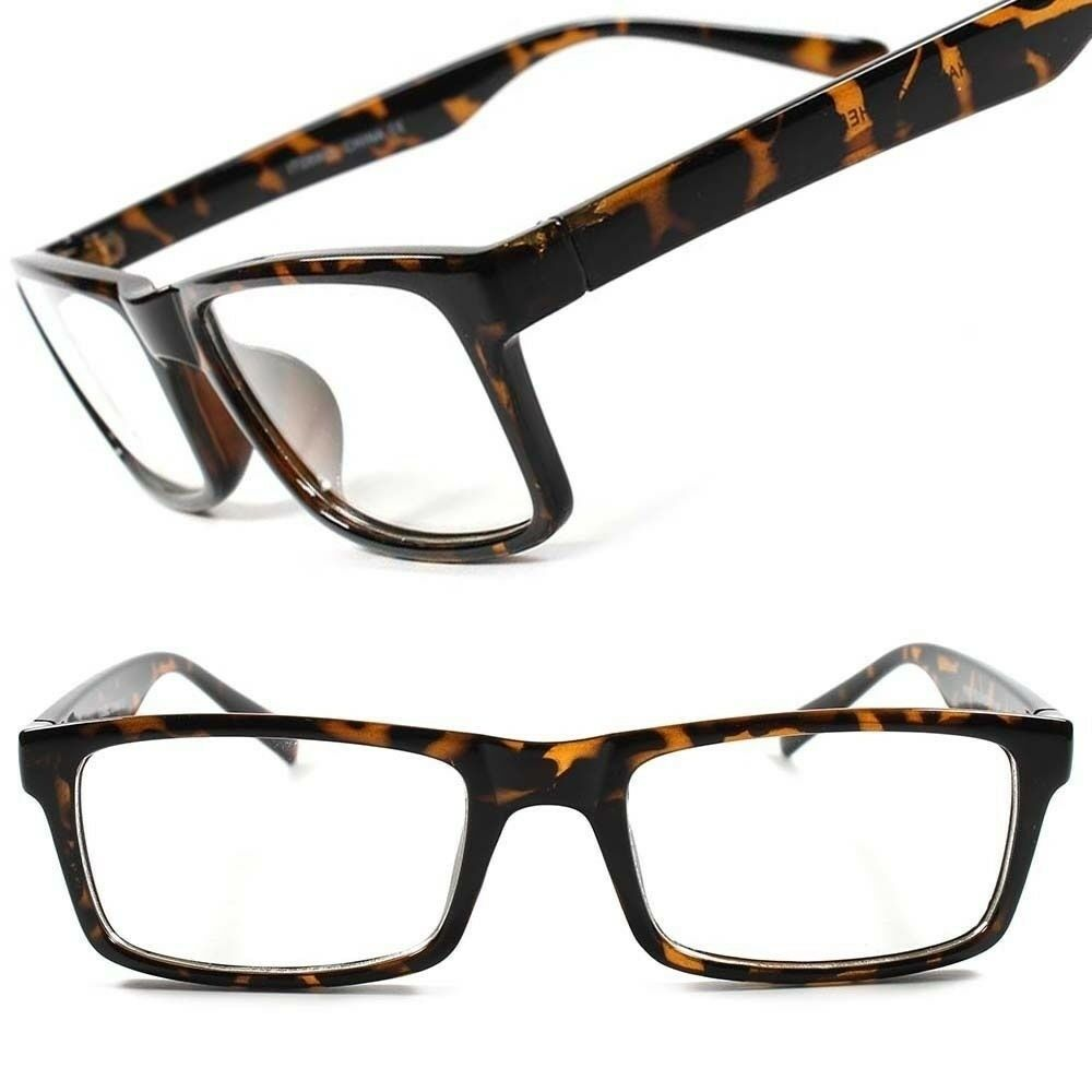 tortoise rectangle mens womens fashion contemporary