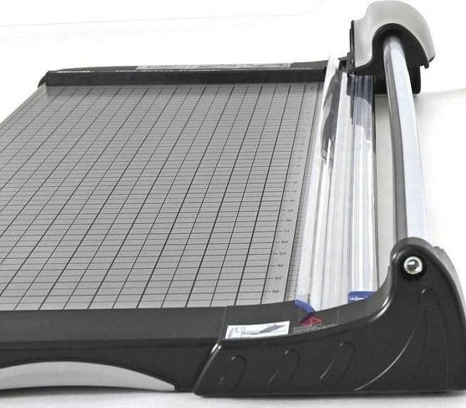 Kw Trio Heavy Duty Metal Base Rotary Paper Cutter Photo
