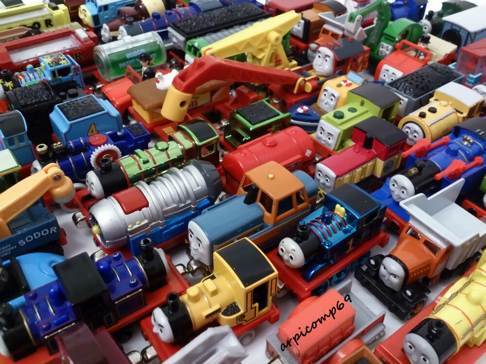 Thomas And Friends Take Along Toys 92