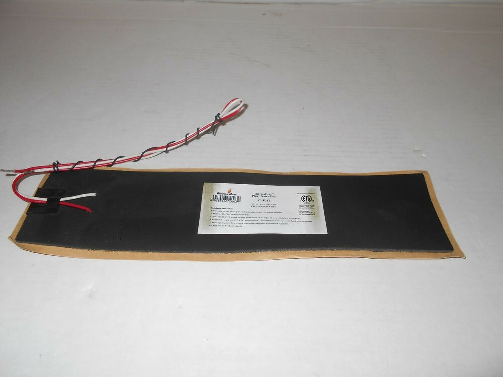 Quot rv water holding tank automatic heater pad