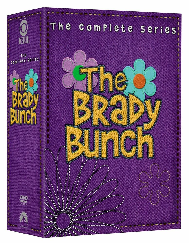 the brady bunch complete series season 1 5 117 episodes. Black Bedroom Furniture Sets. Home Design Ideas