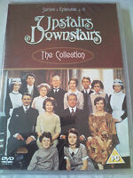 Upstairs Downstairs {The Collection} Series 1 Episodes 4-6 (DVD 2004)