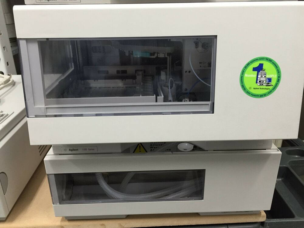 Agilent 1100 G1367A WPALS Well Plate Auto Sampler With ...