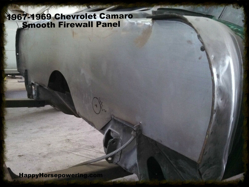 67 69 Chevy Camaro Pontiac Firebird Amp 68 74 Nova Smooth