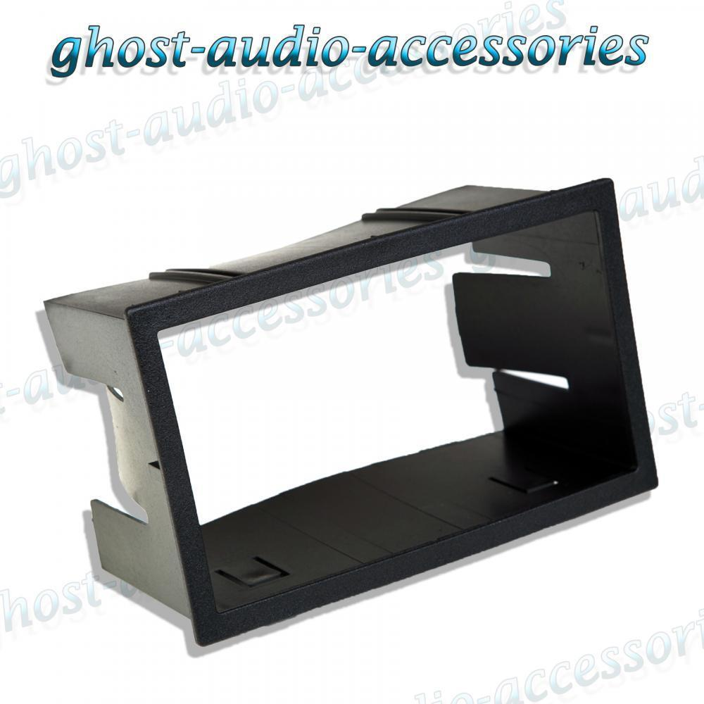 Vw Double Din Car Cd Radio Stereo Facia Fascia Surround Adaptor Mazda 3 Fitting Kit Wiring Loom Ebay Plate Panel