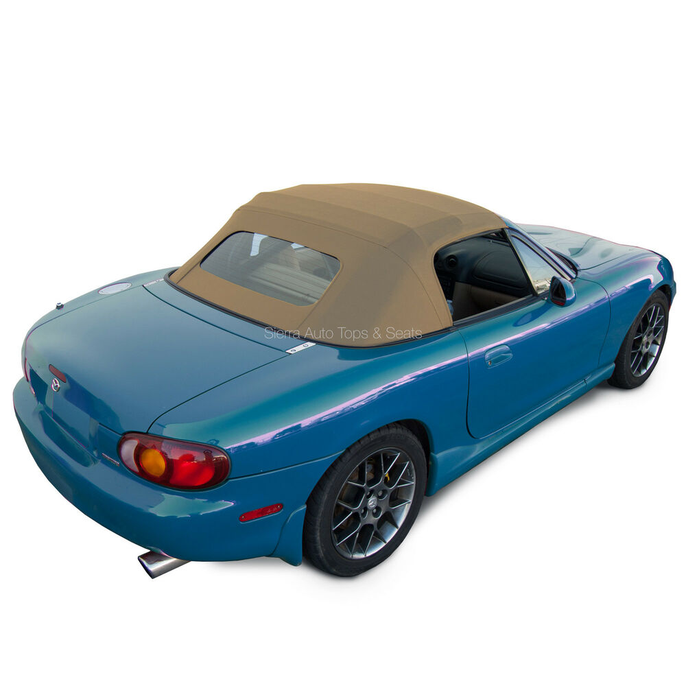 Miata Convertible Top 1990 2005 Light Tan Cabrio Non