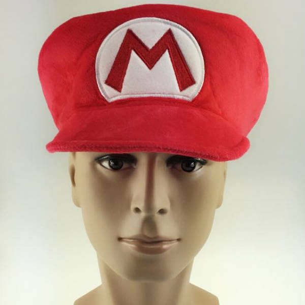 how to make a super mario hat