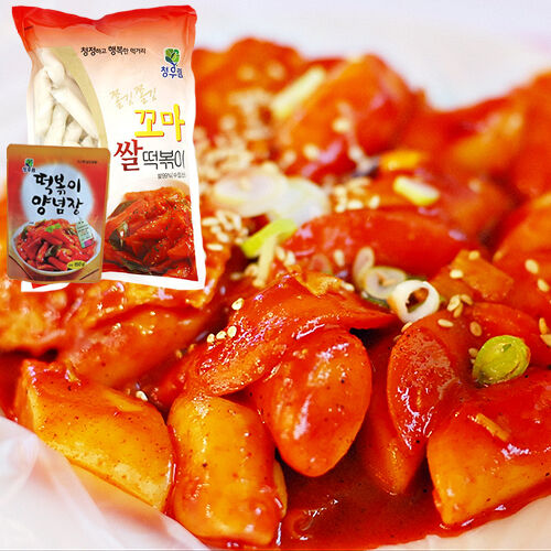 Korean Rice Cakes Uk Ebay