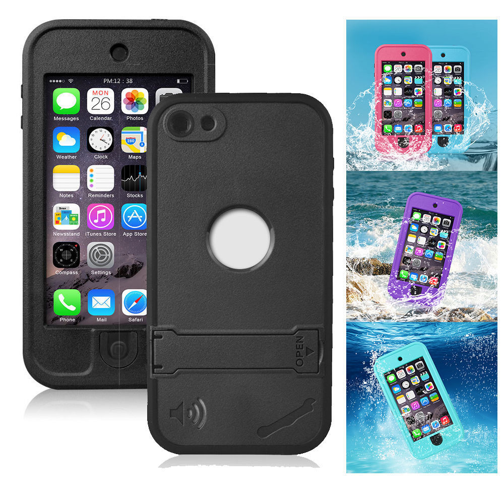 Snow Sand Proof Waterproof Shockproof Case Cover For Apple iPod Touch ...
