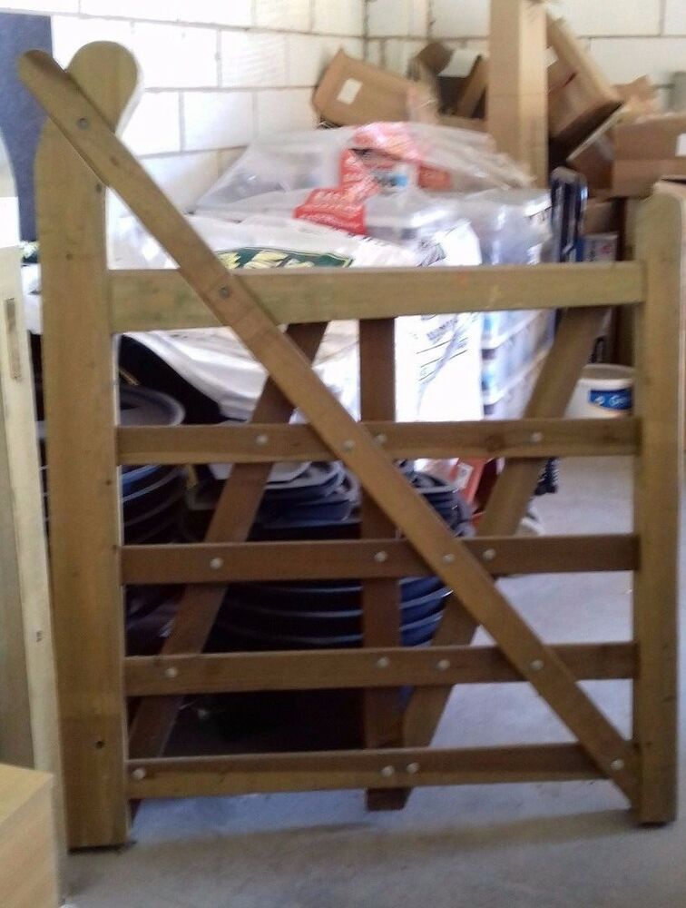 Horned Gates Field Gates Farm Style Gates Planed Timber